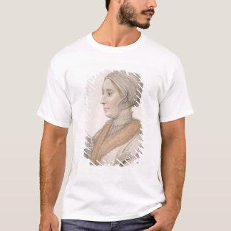 T-shirt Anne Boleyn (1507-36) gravé par Francesco Bartol