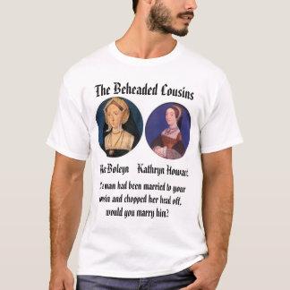 T-shirt Anne Boleyn    Kathryn Howard
