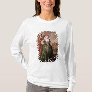 T-shirt Anne du Danemark, 1617
