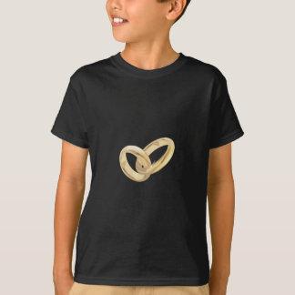 T-shirt Anneaux de mariage