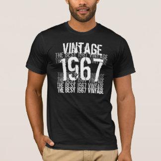 T-shirt Année de 1967 anniversaires - le meilleur cru 1967