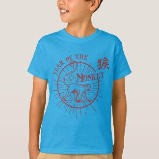 """T-shirt """"Année du singe """""""