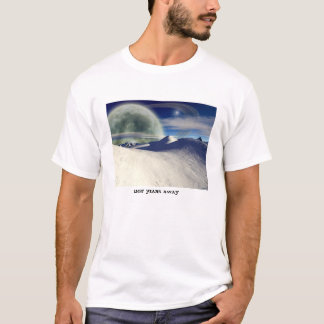 T-shirt Années lumière d'Away___shirt