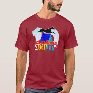 T-shirt Anniversaire d'agilité de Dobe 10ème