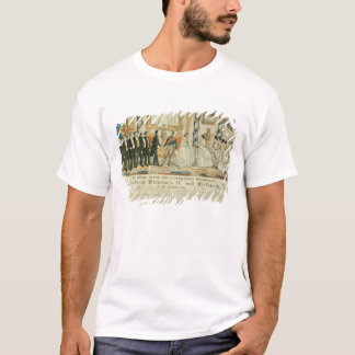 T-shirt Anniversaire de Frederick William IV et sien