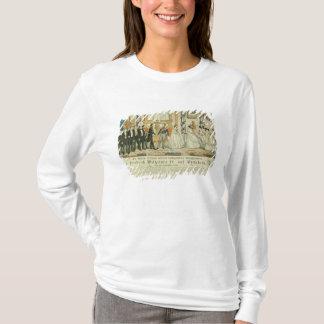 T-shirt Anniversaire de Frederick William IV et sien