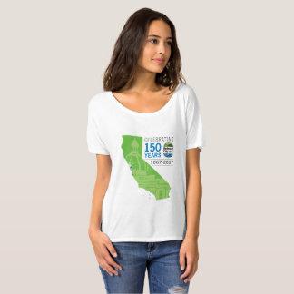 T-shirt Anniversaire de Redwood City 150th