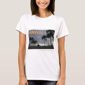 T-shirt Anniversaire de Statehood cinquantième d'Hawaï