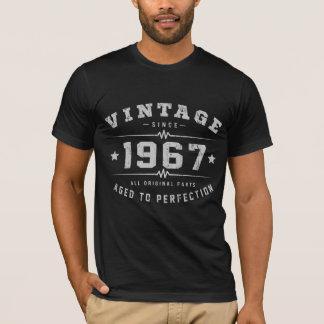 T-shirt Anniversaire du cru 1967