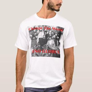 T-shirt Anno Globus - Pancho Villa et Emiliano Zapata