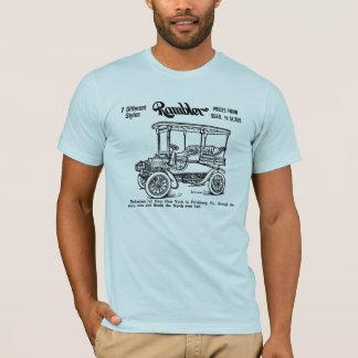 T-shirt Annonce automatique 1904 de randonneur