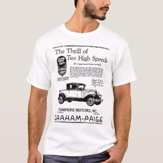 T-shirt Annonce d'automobile de Graham-Paige