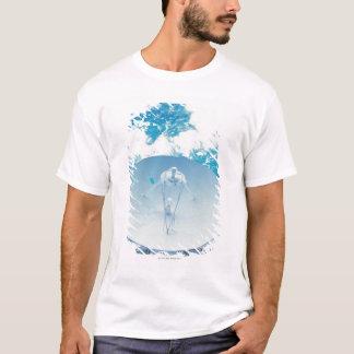 T-shirt Antenne dans l'espace