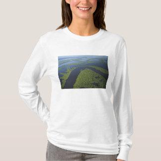 T-shirt Antenne d'archipel d'Anavilhanas, inondée