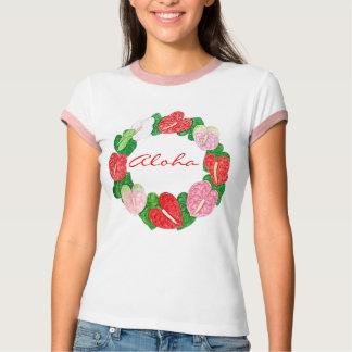 T-shirt Anthure Aloha