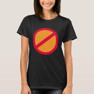 T-shirt Anti-Atout Anti-Orange -