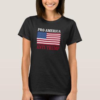 T-shirt Anti-Atout de la Pro-Amérique - Anti-Atout - -