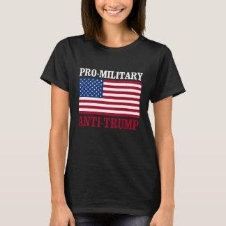T-shirt Anti-Atout Pro-Militaire - Anti-Atout - -