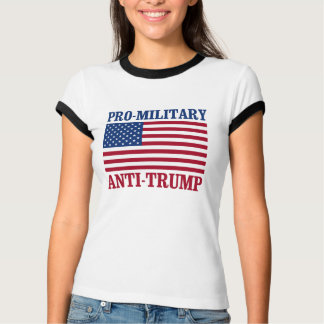 T-shirt Anti-Atout Pro-Militaire - Anti-Atout -