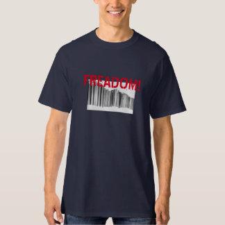 T-shirt Anti chemise de censure de Freadom