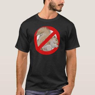 T-shirt Anti-Écureuil