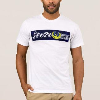 T-shirt anti groupe de soutien de type
