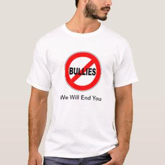 T-shirt Anti-Intimidation