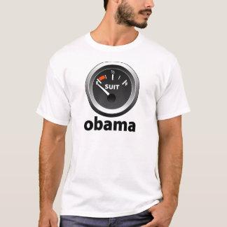T-shirt Anti-Obama : Costume vide