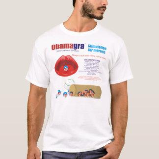 T-shirt Anti Obama - Obamagra