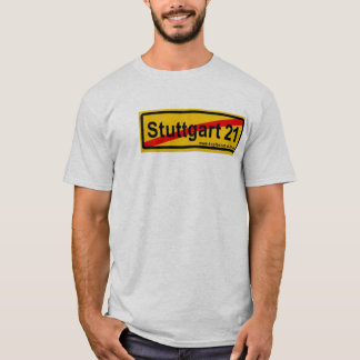 T-shirt Anti+ Stuttgart 21