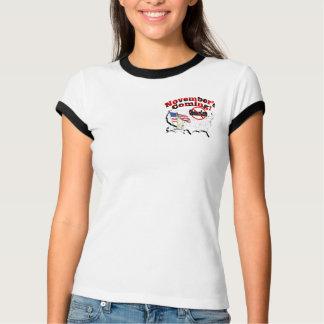 T-shirt Anti venir générique d'ObamaCare - de novembre !