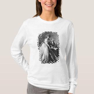 T-shirt Antoine Laurent Lavoisier et son épouse