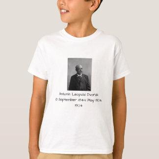 T-shirt Antonin Leopold Dvorak 1904