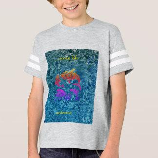 T-shirt aotearoa de la vie d'océan