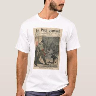 T-shirt Apache est une gêne pour Paris