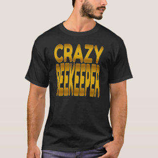 T-shirt Apiculteur fol en or