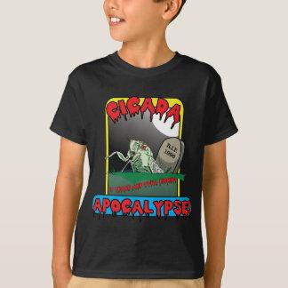 T-shirt Apocalypse de cigale