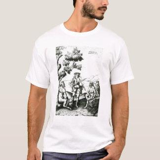 T-shirt Apollo et casserole
