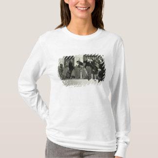 T-shirt Apothicaire, gravé par Delpech