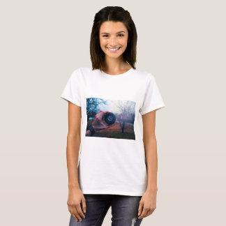 T-shirt appareil-photo