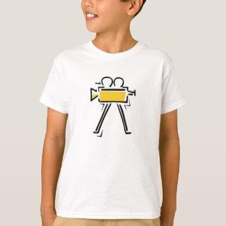 T-shirt Appareil-photo de film