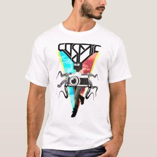 T-shirt Appareil-photo de poulpe