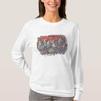 T-shirt Appartement d'une femme noble