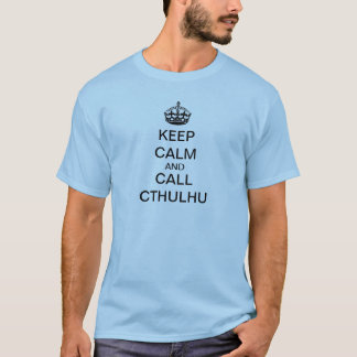 T-shirt Appel Cthulhu
