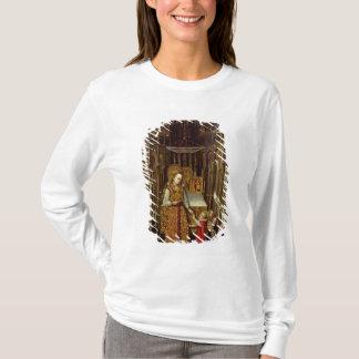 T-shirt Appeler de la Vierge