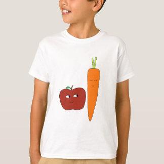 T-shirt Apple-Carotte