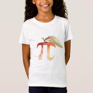 T-Shirt Apple pi, tarte aux pommes. Humour de la Science