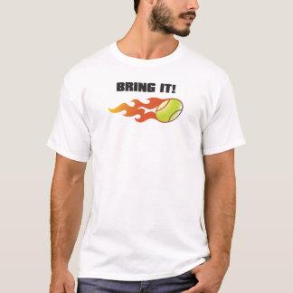 T-shirt Apportez-le, couleur
