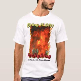 T-shirt Apportez-le DESSUS !