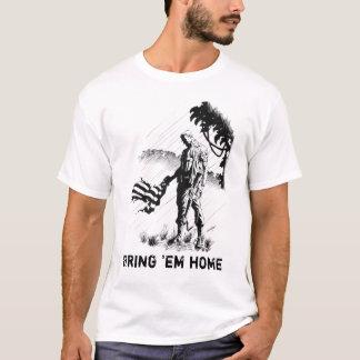 T-shirt Apportez-les à la maison